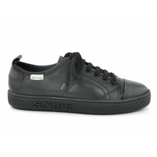 Snipe Herrenhalbschuh Training 53998 negro